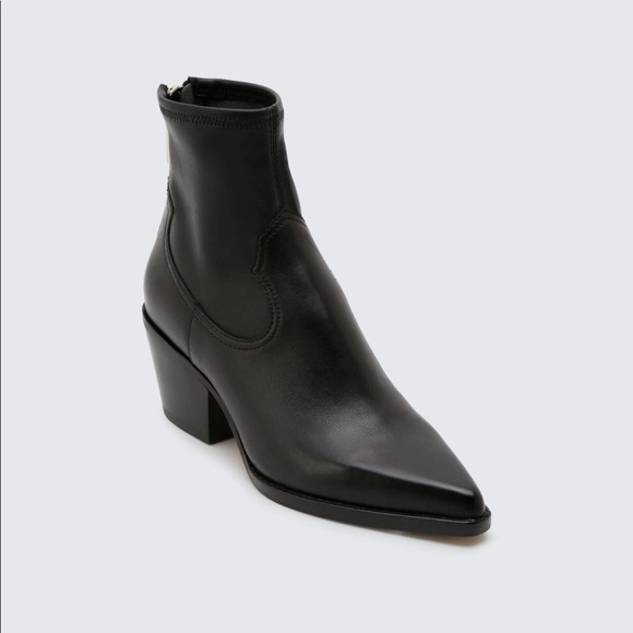 4bf7ed1849 Dolce Vita Shoes - This Season's Dolce Vita Black Shanta Booties